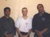 GM Al Dacascos, Si Hing Marvin Sadrinna und Si Gung Hubert Wolf