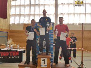 Erneuter Titelgewinn von Sihing Boris aus dem Wun Hop Kuen Do Kung Fu